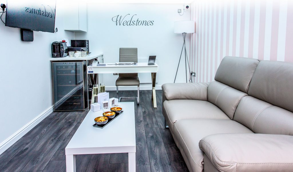 wedstones showroom evesham