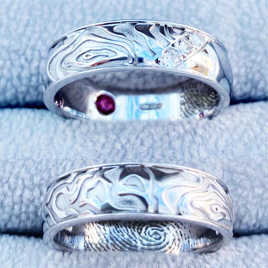 Bespoke Designer Rings