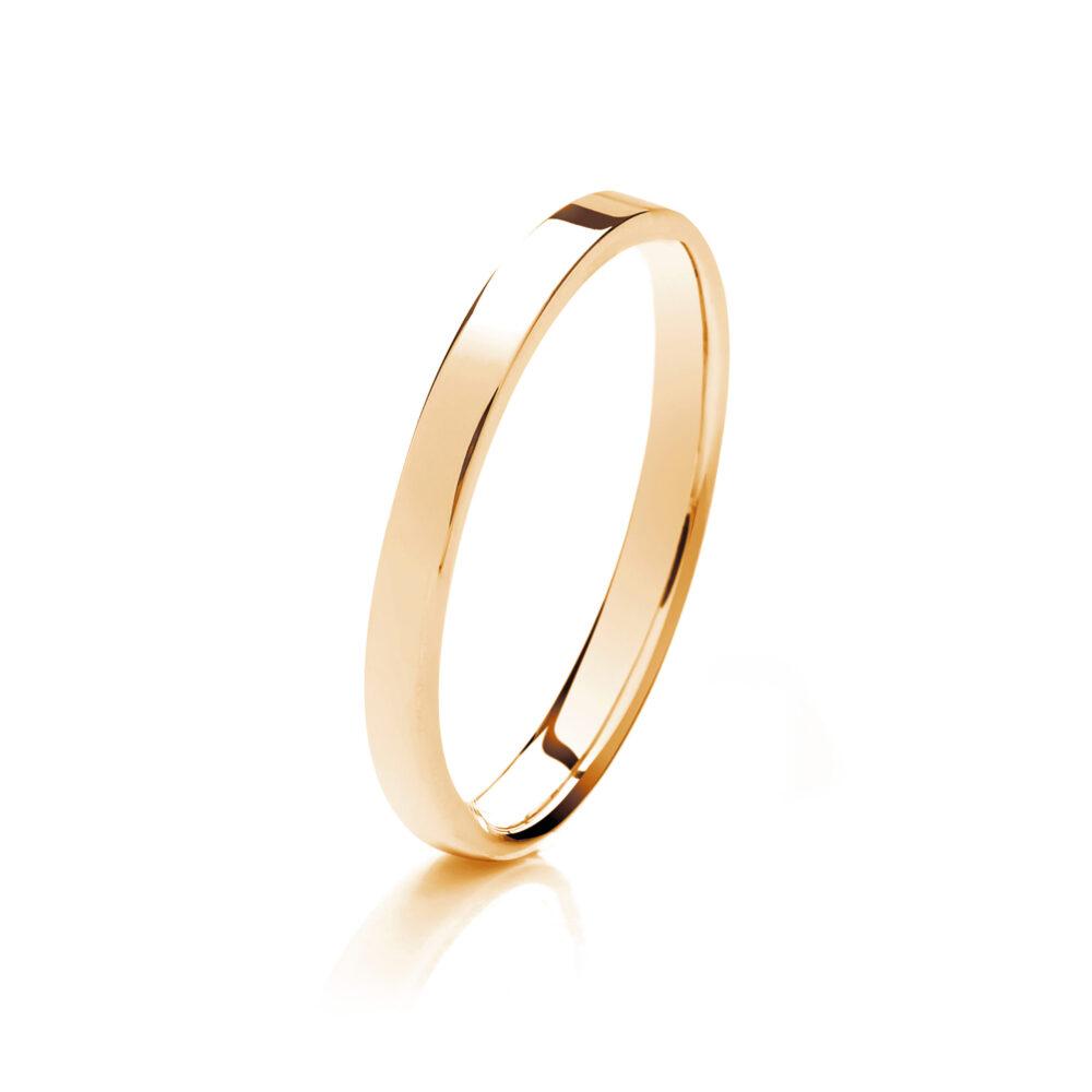 Ladies Classic Wedding Ring
