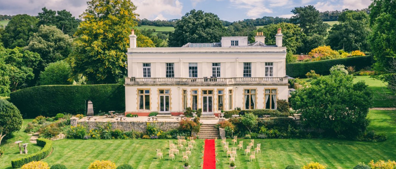 Wedstones Exhibits at Glenfall House in Cheltenham
